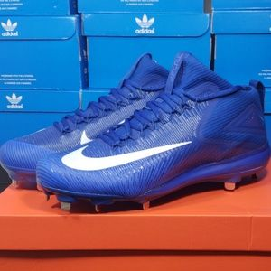 Nike Zoom Trout 3 Baseball Cleat Blue sz 11.5